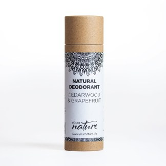 Your Nature Cedarwood Grapefruit Natural Deodorant