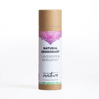 Your Nature Lavender Bergamot Natural Deodorant
