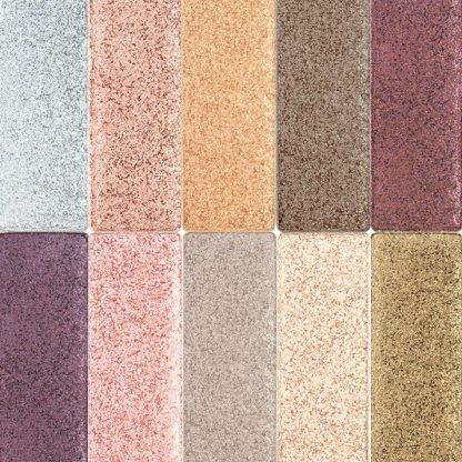 Zao Ultra Shiny Palette Shades