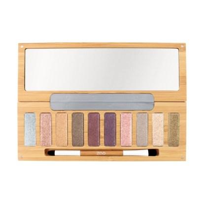Zao Ultra Shiny Eyeshadow Palette