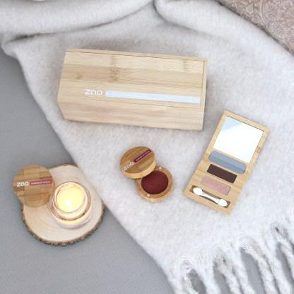 Zao Cozy Box Natural Makeup