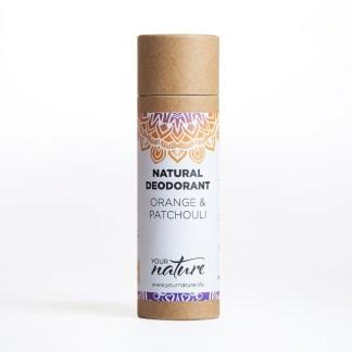 Your Nature Orange Patchouli Natural Deodorant