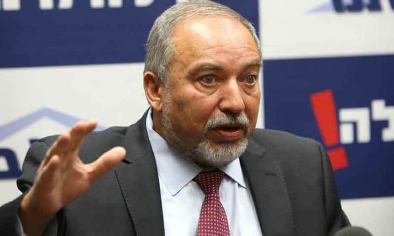 L'ultranationaliste Avigdor Lieberman