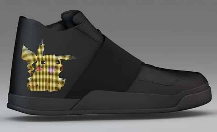 chaussures pokemon 4
