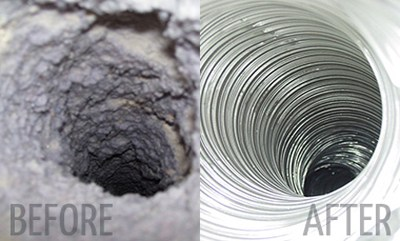 Houston dryer vent cleaning Service