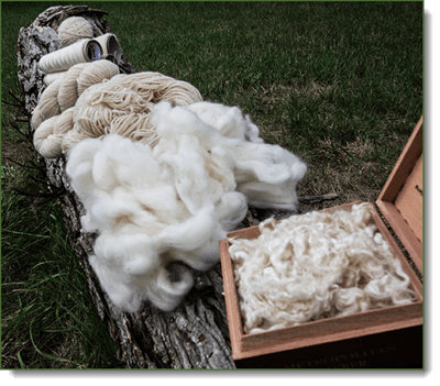 Raw Material and Yarn