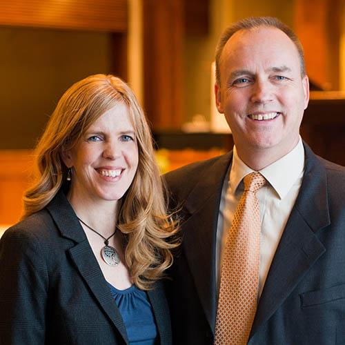 Tom & Carol Nuelle