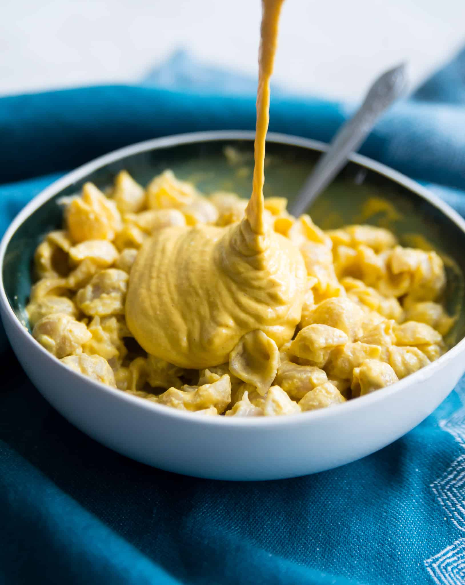 Dairy Free Mac and Cheese (vegan paleo Whole30) - Pure ...