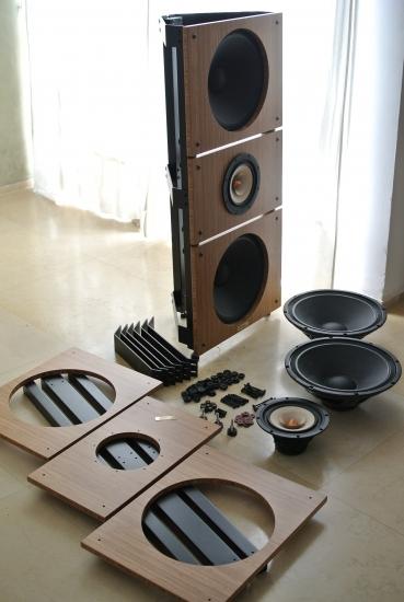 Open Baffle Speakers  PureAudioProject