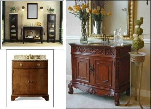 Elegant Bathroom Vanities Design Ideas Purebathrooms Net