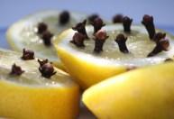 citroen en kruidnagel