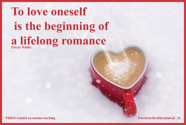 To-love-oneself