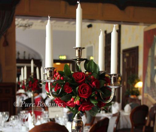 December Wedding Flowers in Warwickshire  Pure Botanics