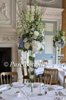 Summer Wedding  Stoneleigh Abbey  Pure Botanics