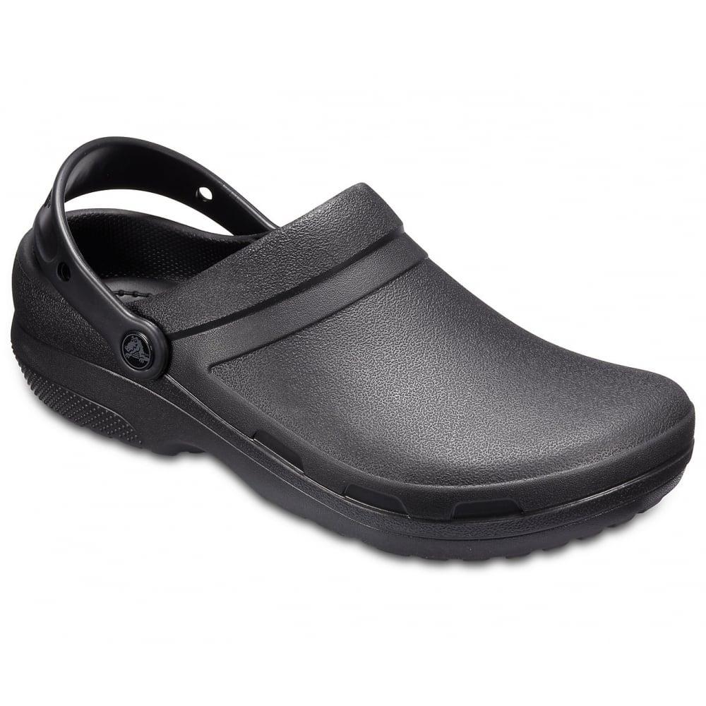 Crocs Crocs Specialist II Black (U2) 204590-001 Unisex Clogs / Shoes - Crocs from Pure Brands UK UK