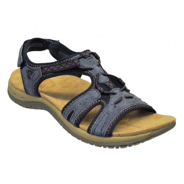Earth Spirit Carolina 2 Ladies Sandals Sizes In