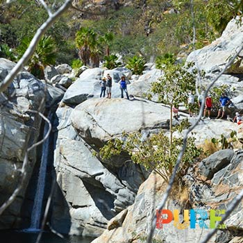 Fox Canyon Cabo Hiking Tour