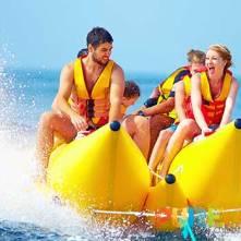 Cabo Banana Boat