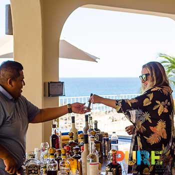 Cabo tequila Tastings