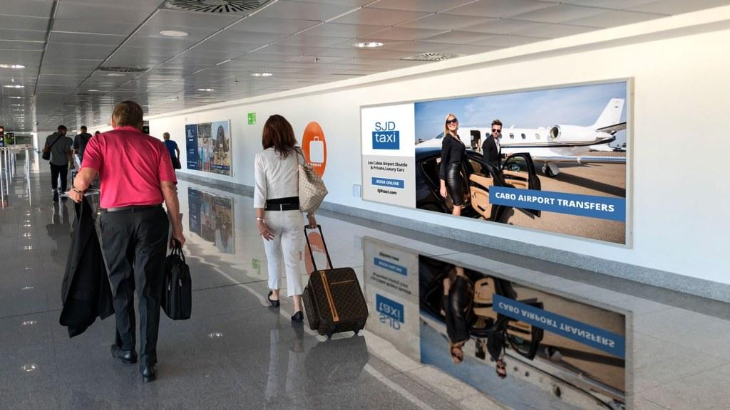 Airport Arrivals SJD Cabo