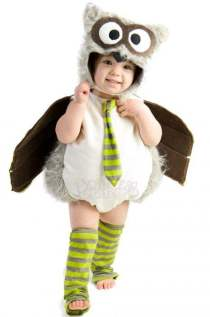 Edward the Owl Infant Toddler Costume