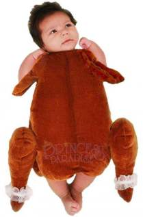 Little Turkey Infant Costume