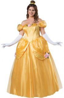 Beautiful Princess Plus Size Costume