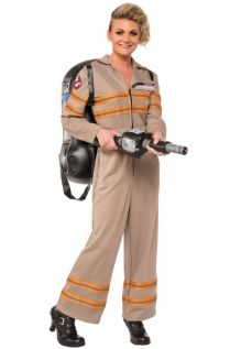 Deluxe Ghostbusters Female Adult Costume