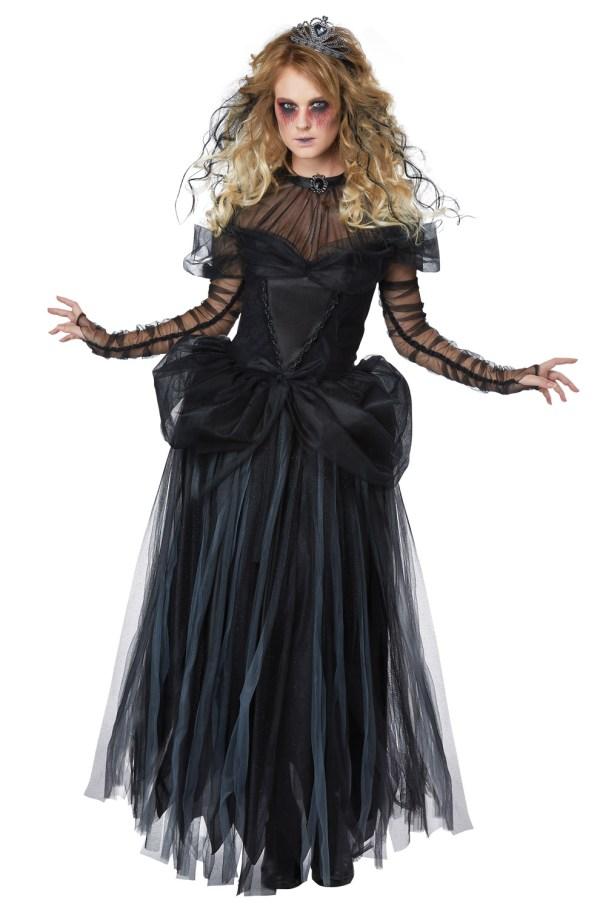 Dark Princess Adult Costume