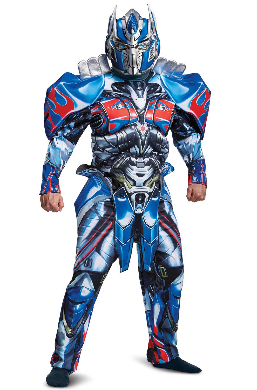 T5 Optimus Prime Deluxe Adult Costume