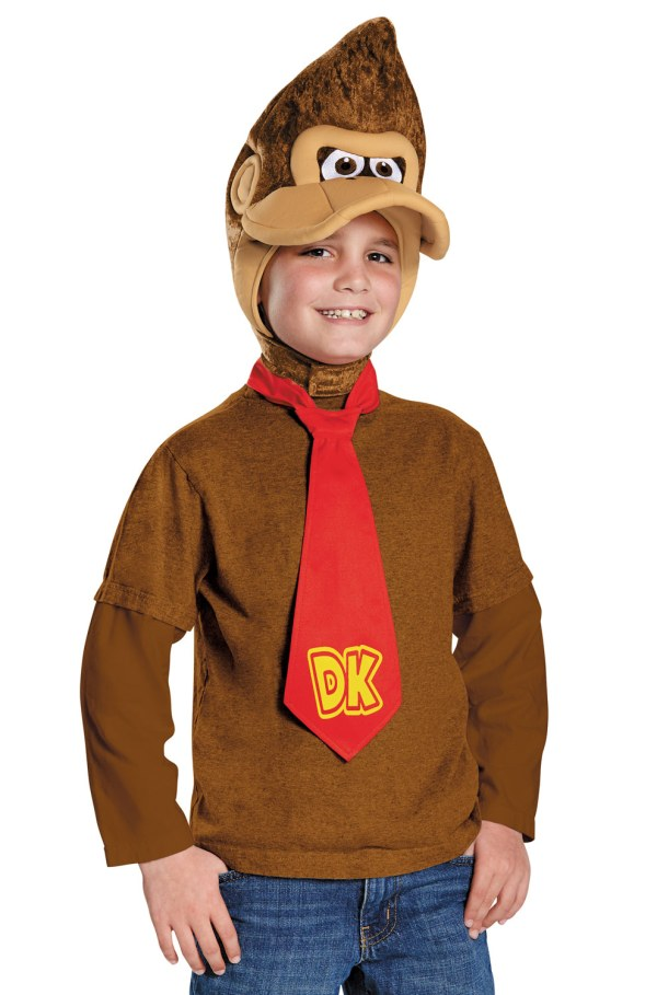 Donkey Kong Child Costume Kit