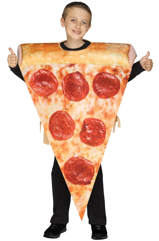 Yummy Pizza Slice Child Costume