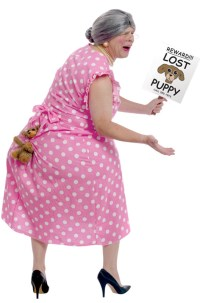 Lost Puppy Adult Costume - PureCostumes.com