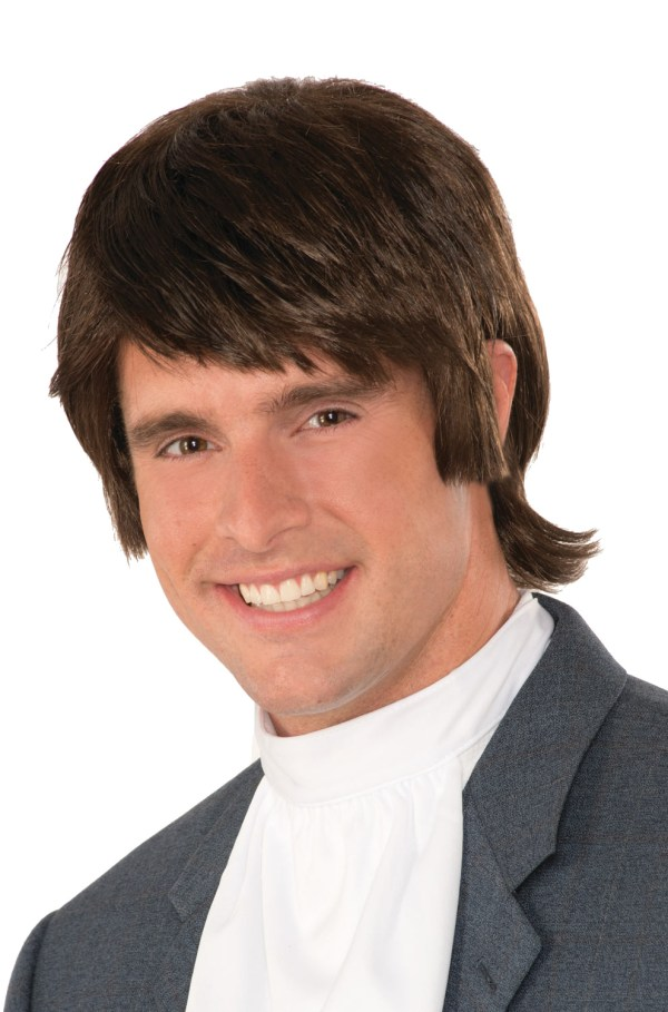Brand 60s Shag Beatles Hairdos Adult Wig 721773768262