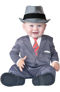 Baby Business Mob Boss Gangster Infant/Toddler Costume | eBay