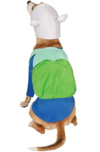 Adventure Time Finn Pet Dog Costume | eBay