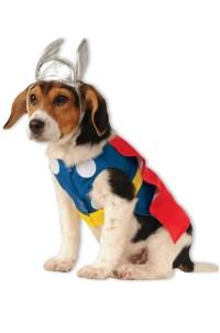 Thor Pet Costume - PureCostumes.com