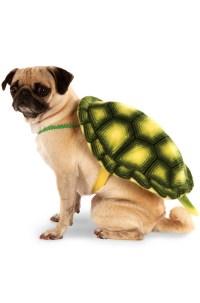 Turtle Shell Pet Costume - PureCostumes.com