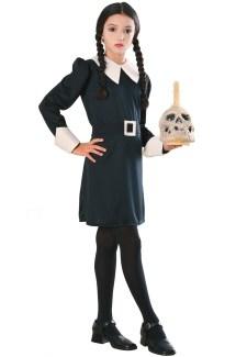Addams Family Wednesday Costume