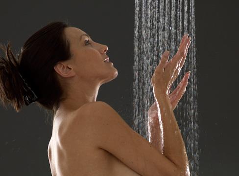 Model Photography  Bathroom Brochure  Pure Creative