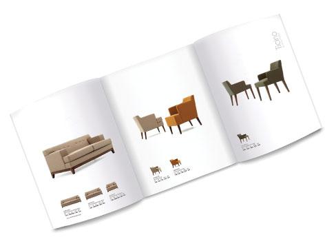 Furniture Brochure Design – Knightsbridge Furniture Pure