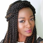 Afri Naptural Cubic Twist 3D Split Twist Crochet Braid