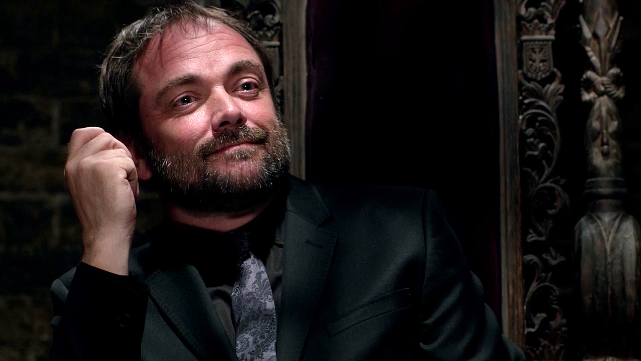 Image result for Crowley Supernatural