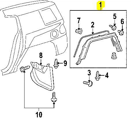 74 Toyota Fj Parts Diagram. Toyota. Auto Wiring Diagram