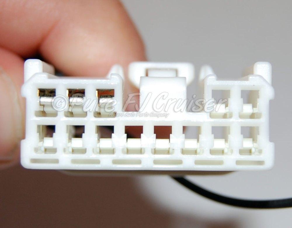 medium resolution of fj fog light switch harness