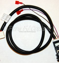 fj fog light switch harness fj switch 66 01 pure fj cruiser mix fj toyota wiring  [ 1024 x 801 Pixel ]