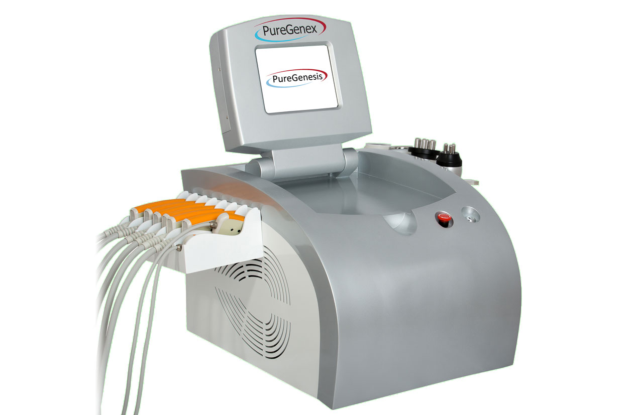 Introducing the PureGenesis - The TRUE Next Generation Of Laser Lipolysis