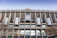 Estadio Santiago Bernabeu Madrid, Spanien - Stadiontour - Real Madrid