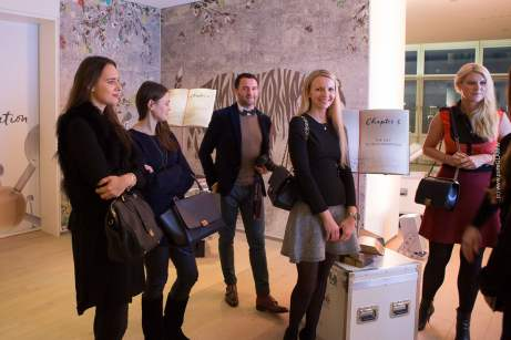 la clé Beauty Event - Beauty Blogger - Fashion Blog Berlin München - Atrium Berlin - Eventlocation - Kosmetikprodukte - Pflegeprodukte - Luxus-Kosmetik - Premium-Beauty