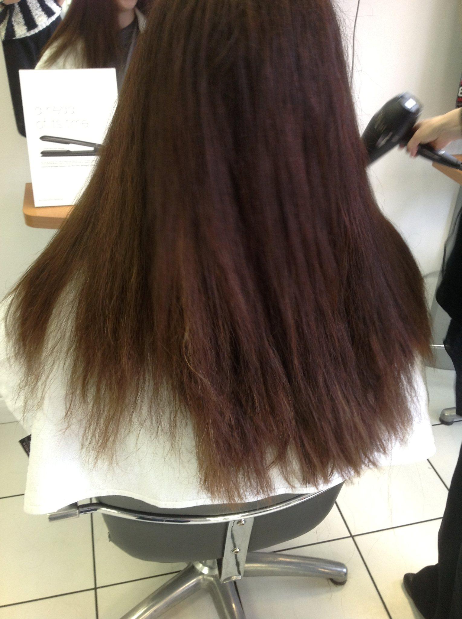 Brazilian Blow Dry Pure Hair Design